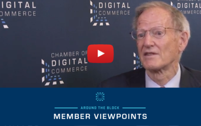 Around The Block: Member Viewpoints – George Gilder